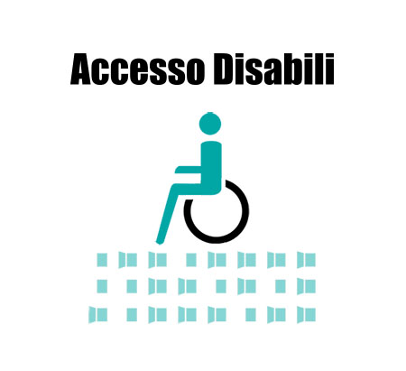 Access to the disabled